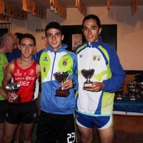 Gonzalo Franco queda segundo Júnior en el XXXI Cross Urbano PeñaDosa