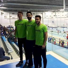 Javier, Pablo y Cándido sobresalen en el Cto. de Andalucía Absoluto deClubes