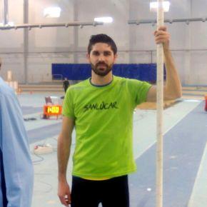 Pablo Fortes subcampeón de Andalucía enHeptathlón