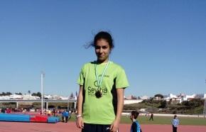 Dos oros en el Campeonato Provincial enChiclana