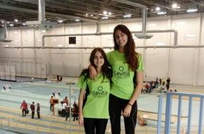 Cinco de nuestros atletas presente en el Cto. de Andalucía de ClubesJúnior