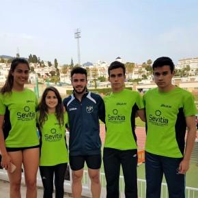 Fin de semana completo: Cto. de Andalucía Clubes Júnior y I Control de airelibre