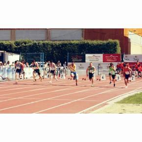 Alicia, Ismael y Cándido en el Campeonato de Andalucía de ClubesAbsoluto