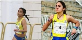 Marta Vargas y Mercedes Cuenca en los controles de Cádiz ySevilla