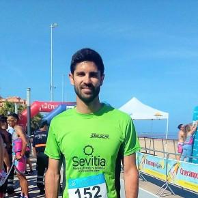 Pablo Fortes vence la I Duatlón de Sanlúcar en categoríamixta