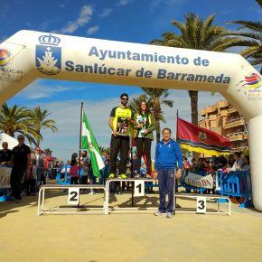 Pleno de triunfos en la tradicional carrera popular deSanlúcar