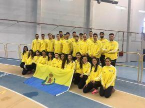 Los Atletas del CLUB ATLETISMO SANLÚCAR brillan en el Andaluz de ClubsAbsoluto