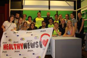 El proyecto Healthy News todo unéxito