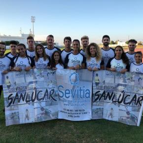 CLUB ATLETISMO SANLÚCAR, Atletismo a su máximoNivel