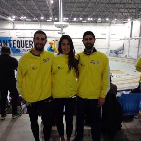 Pablo Fortes y Alicia Vázquez campeones de Andalucía en PruebasCombinadas
