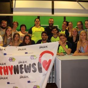 Finaliza el proyecto europeo HealthyNews
