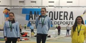 Marta Vargas BRONCE Cto. Andalucía Sub23