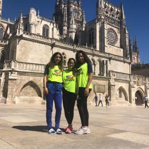 Los atletas del Club Atletismo Sanlúcar permanecerán en la 1ª División de la Liga de ClubsNacional